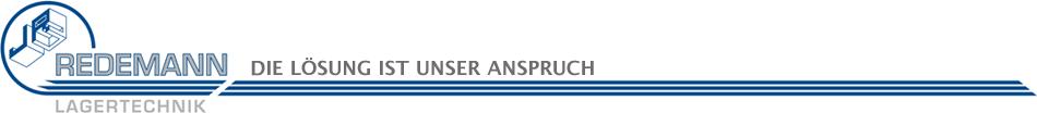Redemann Lagertechnik